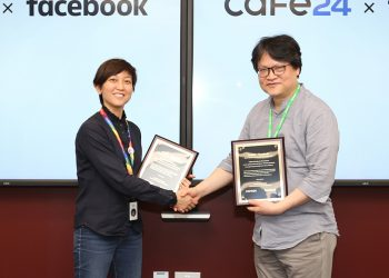 cafe24 and facebook to join hands