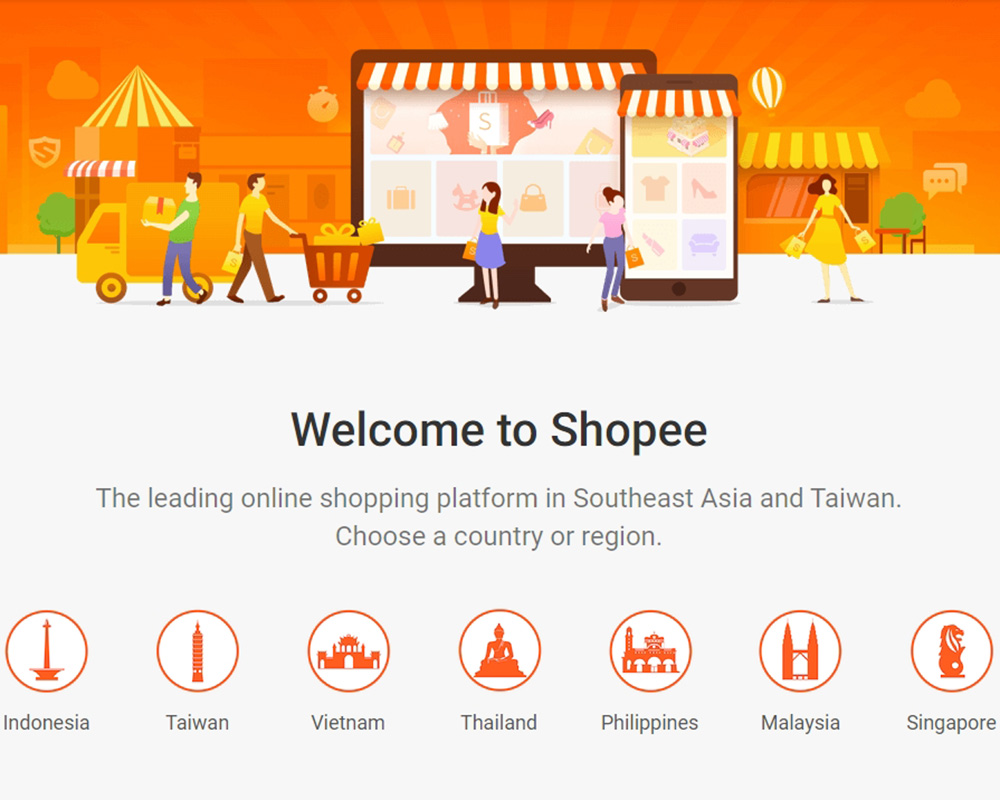 Why Southeast Asia's largest online marketplace Shopee is focusing Cafe24