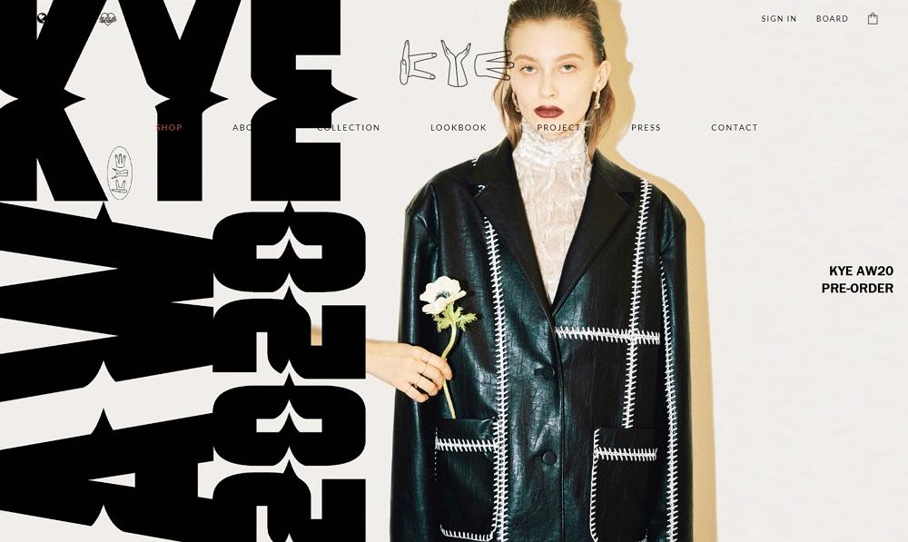 K-style, K-fashion, KYE