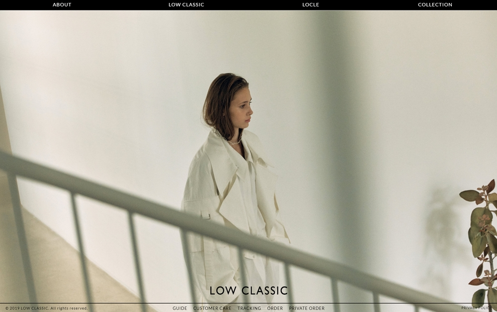 K-style, K-fashion, LOW CLASSIC