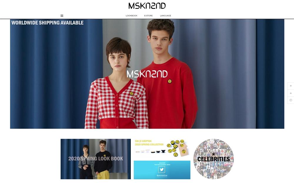 K-style, K-fashion, MSKN2ND