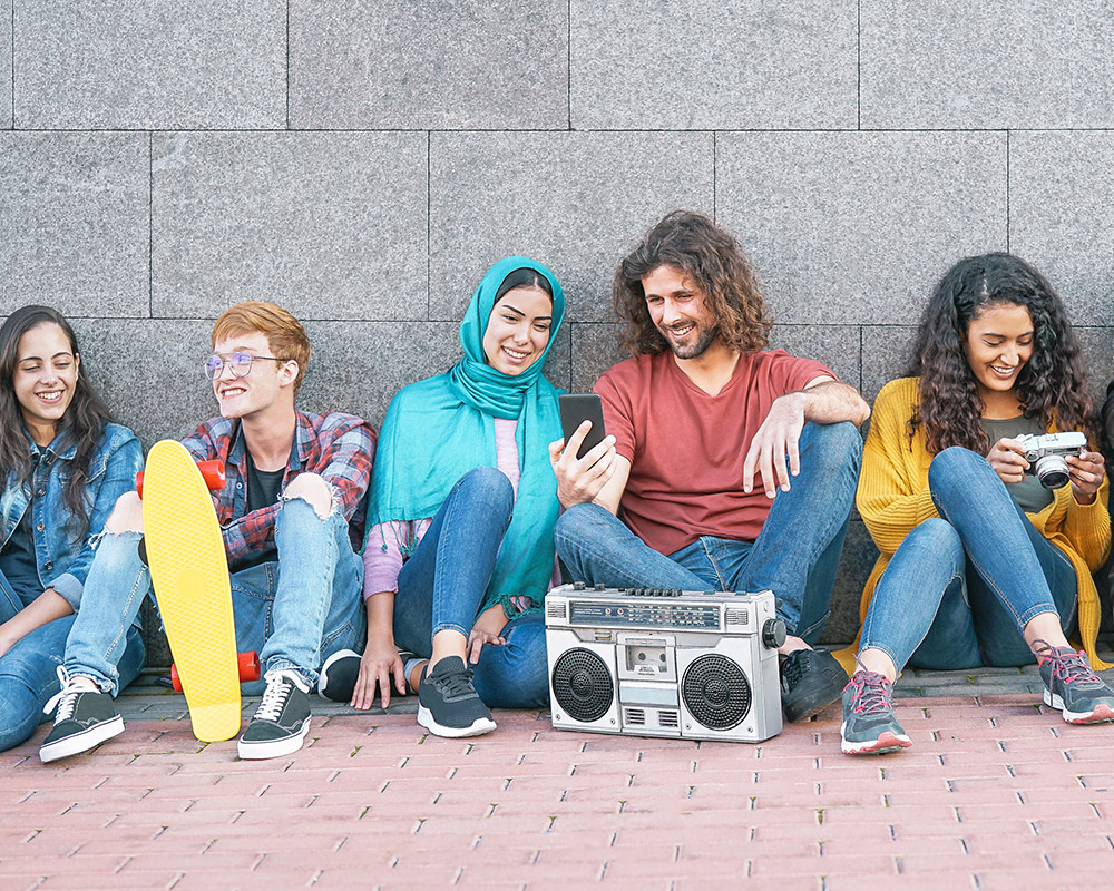 how Generation Z make consumption?
