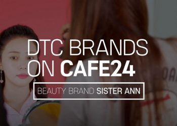 DTC based Gloabal K-Beauty brand Sisterann