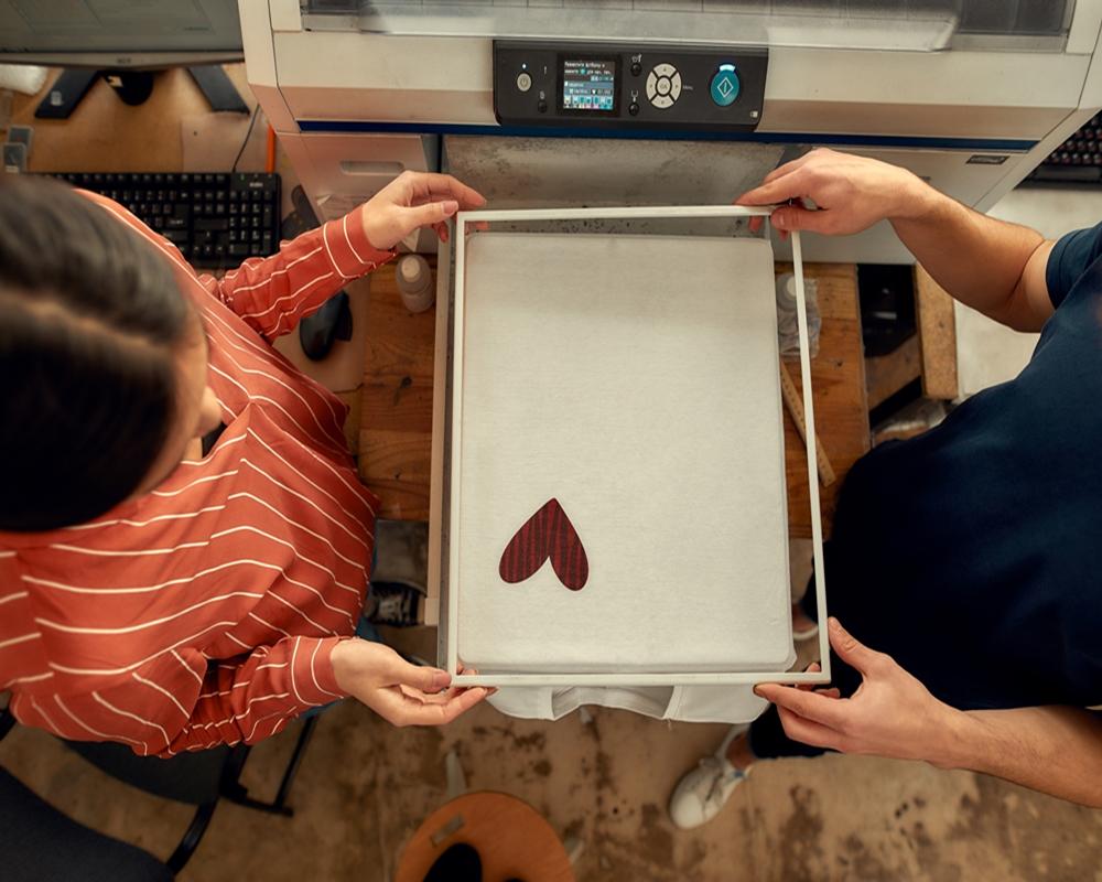 Print-on-Demand foster creativity