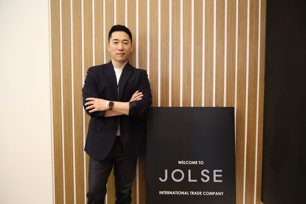 Jong-in Baek, CEO of Jolse