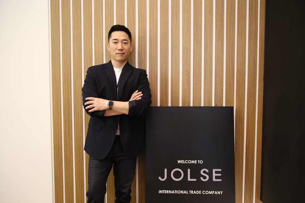 Jong-in Baek, CEO of Jolse